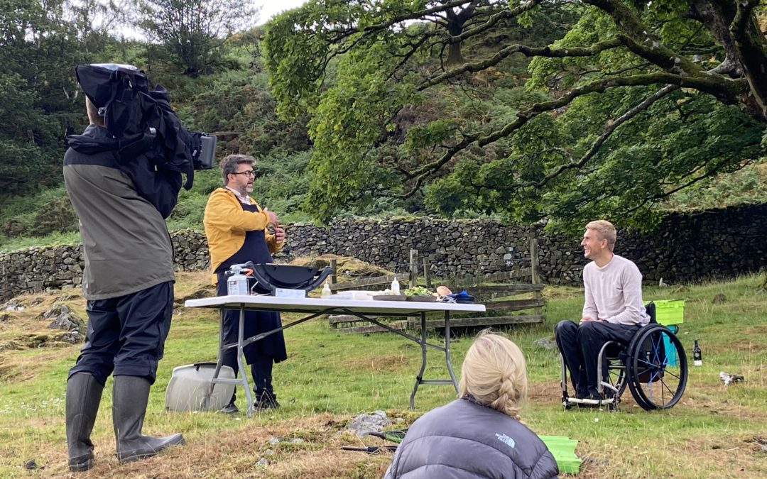 Cumbrian hill farm to appear on BBC Countryfile